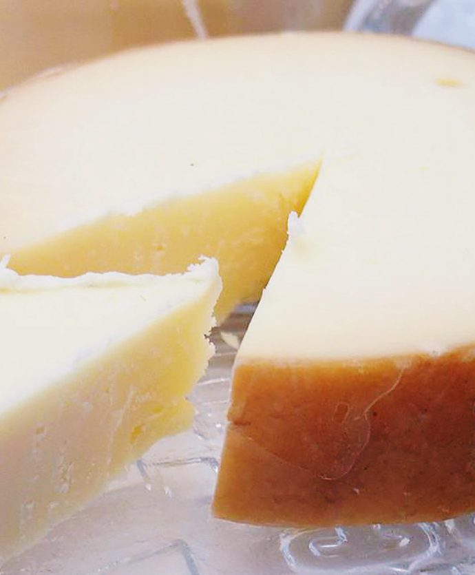 Queso Metsovone