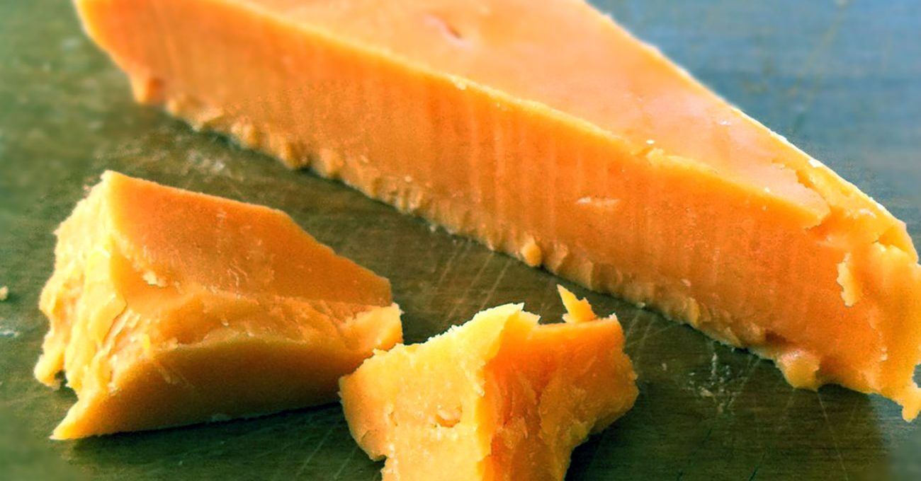 Queso Red Leicester