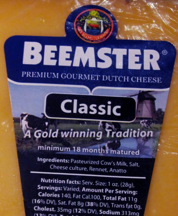 Queso Beemster Classic