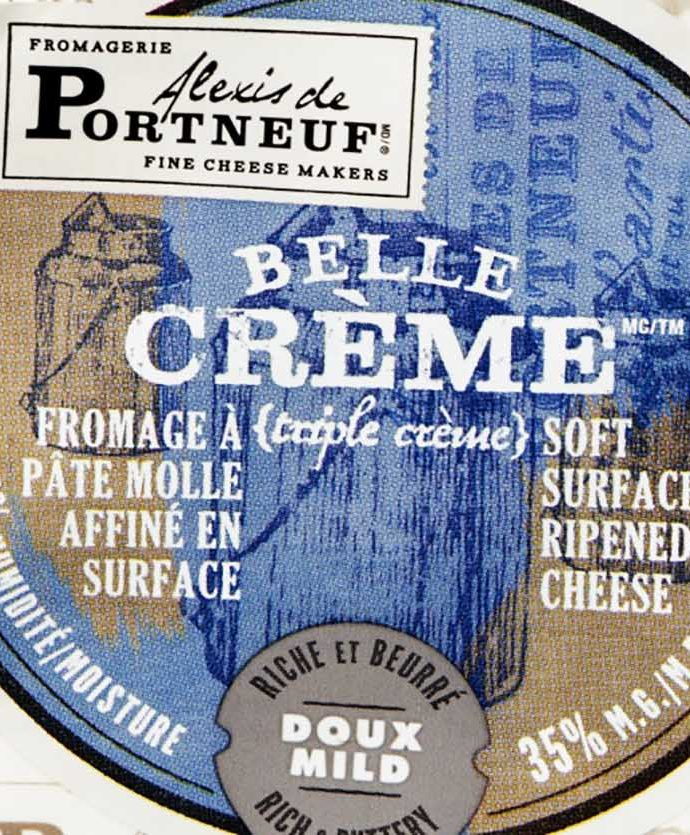Queso Belle Creme