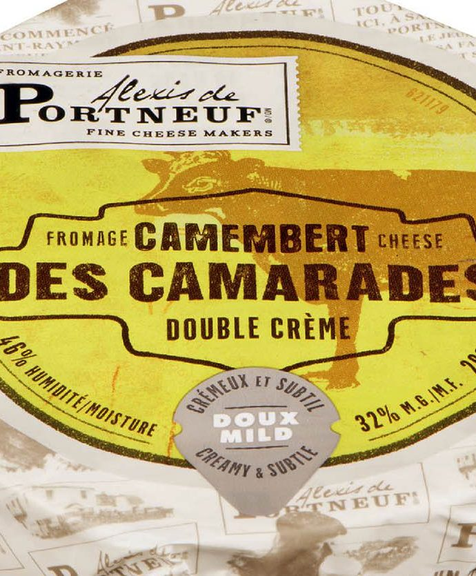 Queso Camembert des Camarades