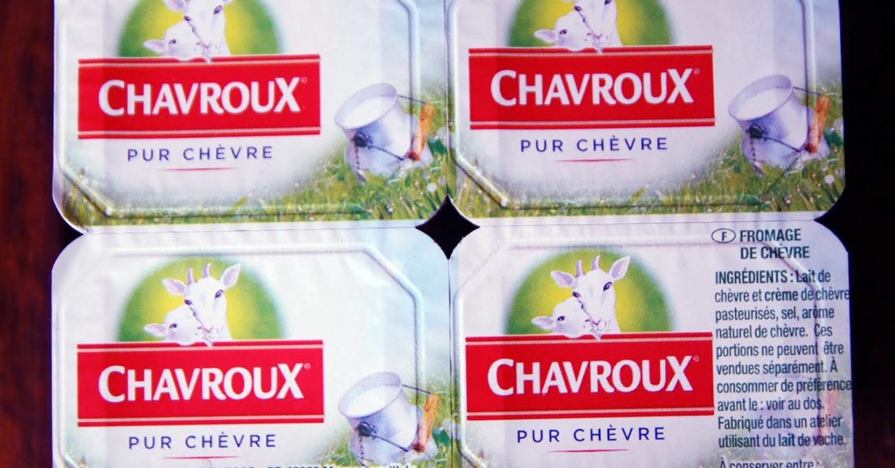 Queso Chavroux