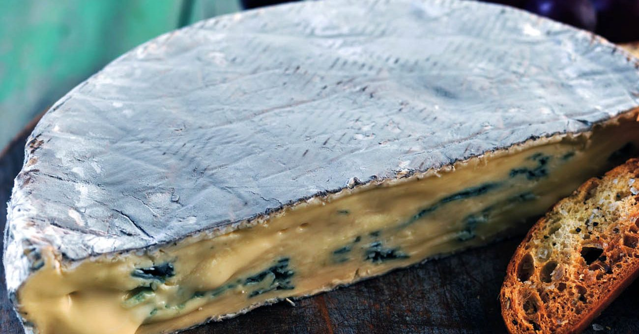 Queso Cote Hill Blue