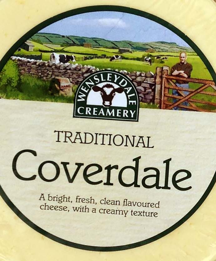 Queso Coverdale