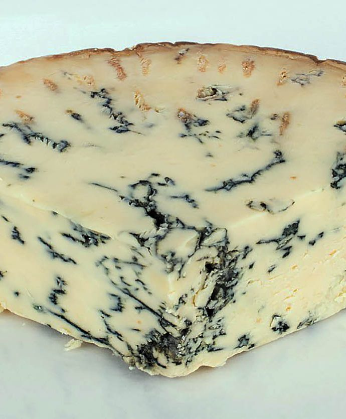 Queso Cropwell Bishop Blue Stilton